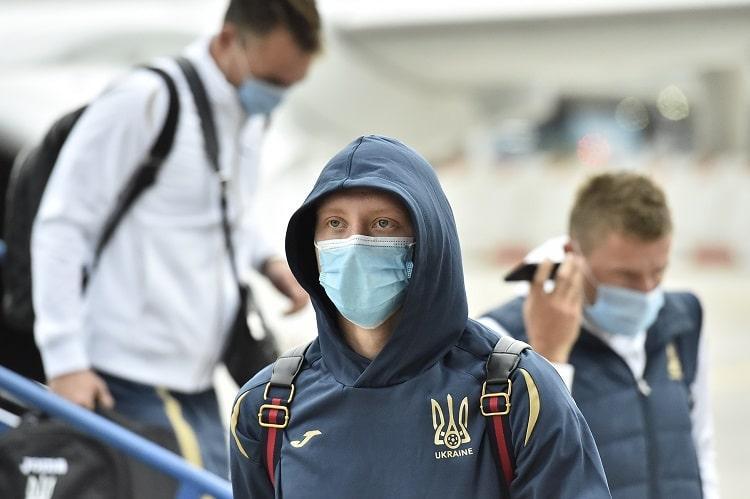 Юфим Конопля осенью дебютировал за сборную Украины / фото УАФ