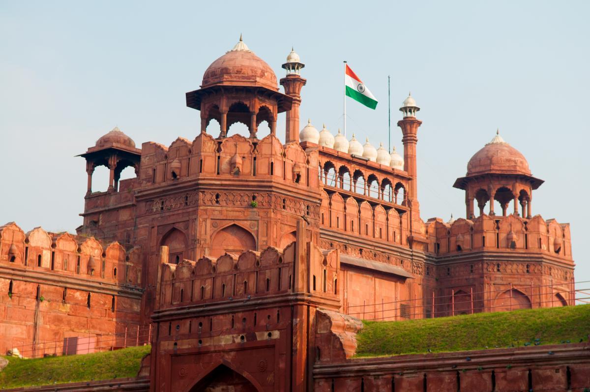 """Сейчас Индия находится в """"зеленой"""" зоне / фото ua.depositphotos.com"""
