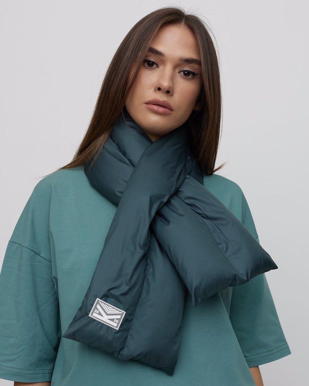 Модный шарф / instagram.com/keep_style