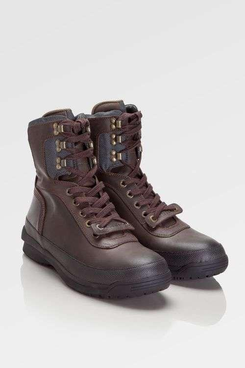 Чоловіче зимове взуття на хутрі /фото pinterest.com