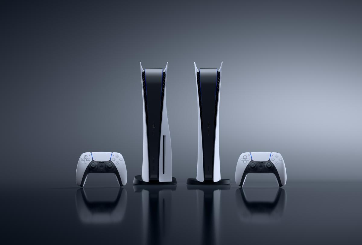 PlayStation 5 - базовая версия и Digital Edition / фото playstation.com