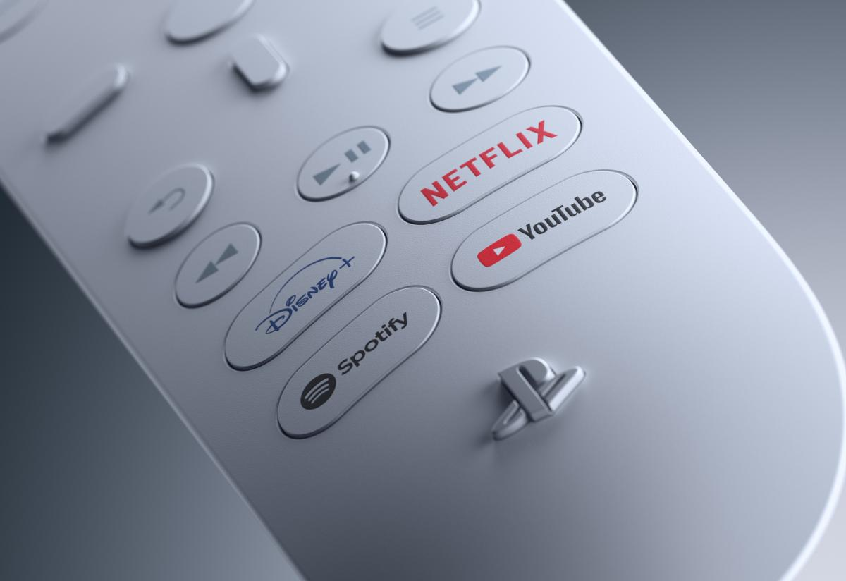 Фирменный мультимедийный пульт Media Remote /фото playstation.com