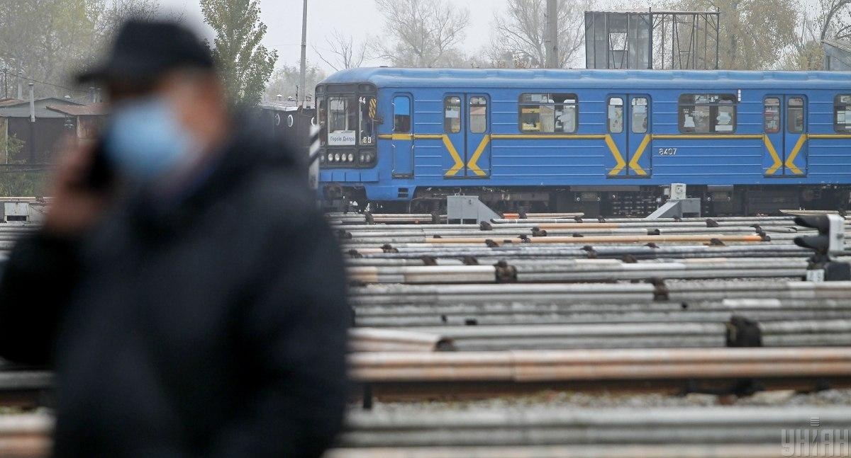 The curbs will not apply to special passenger trips by rail / Photo from UNIAN, by Borys Korpusenko