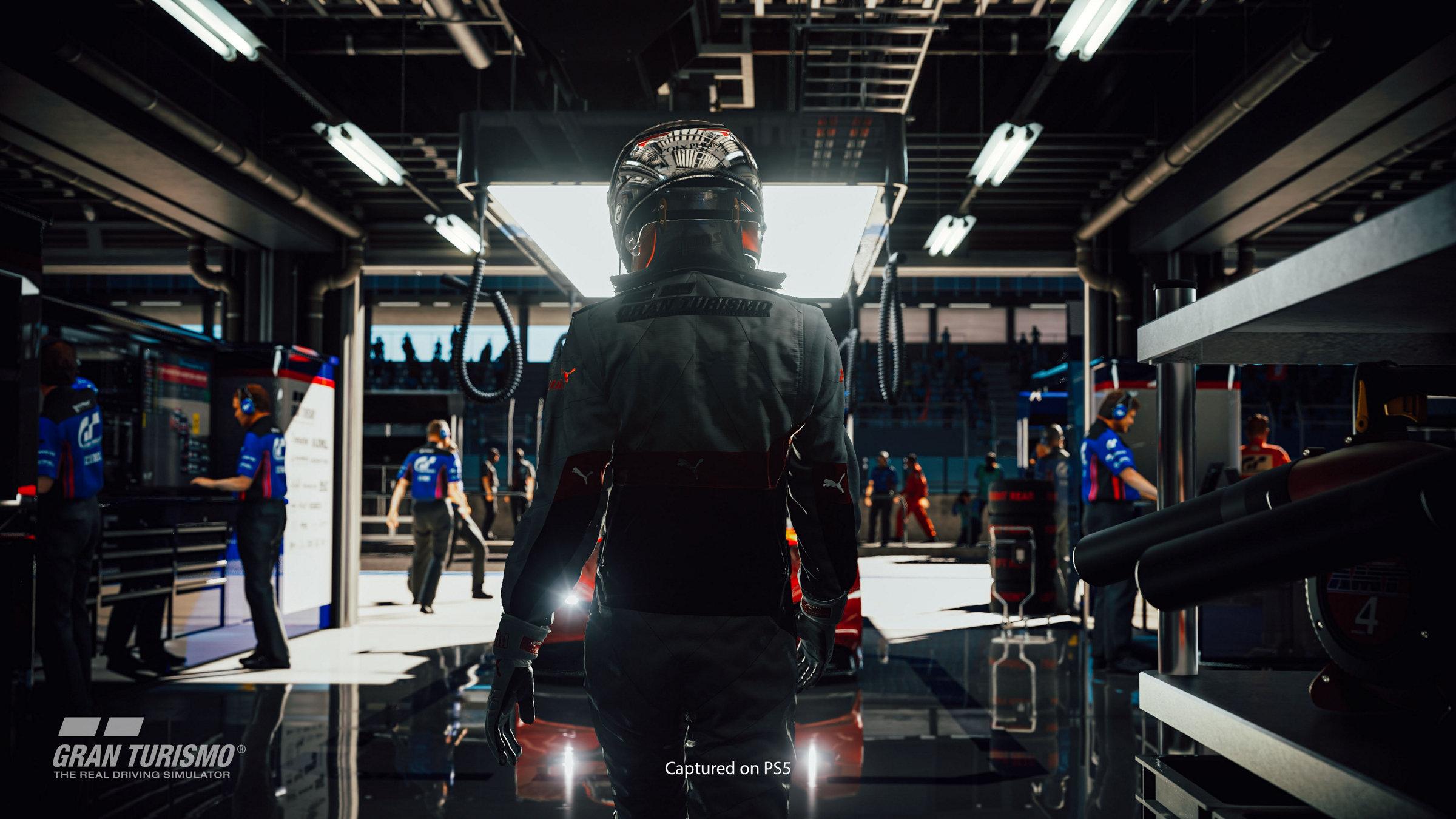 Кадр з Gran Turismo 7 / фото Polyphony Digital
