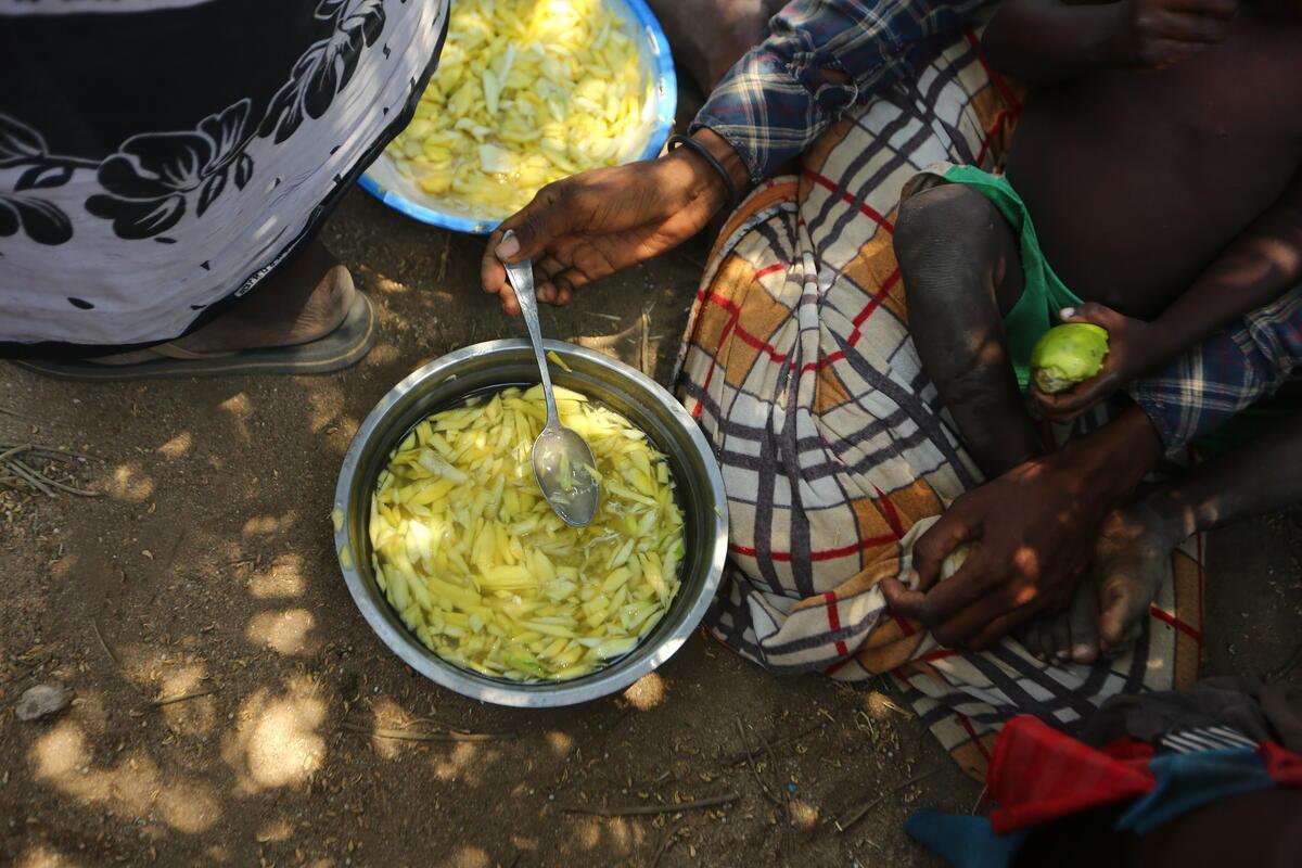 На Мадагаскаре - засуха и нехватка еды / Фото WFP / Tsiory Andriantsoarana