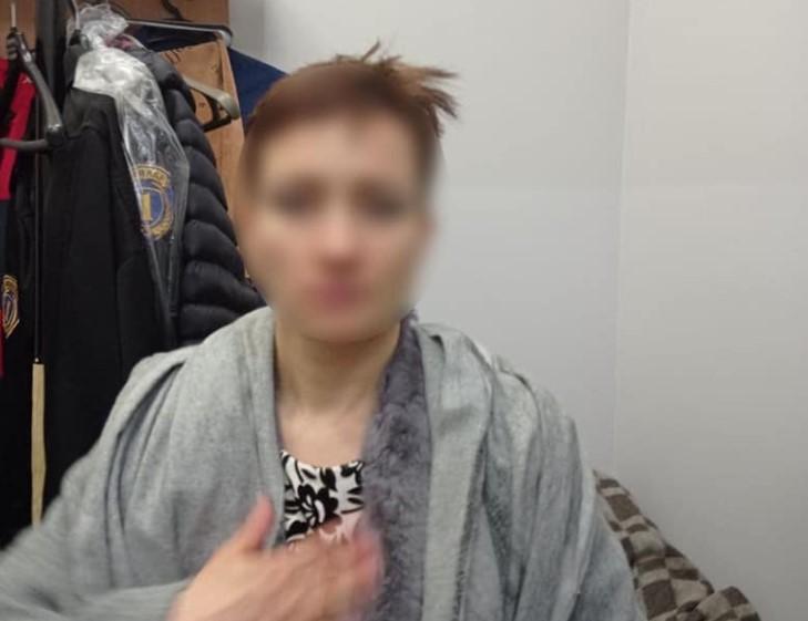 В Киеве задержали любительницу белого порошка / патрульная полиция Киева