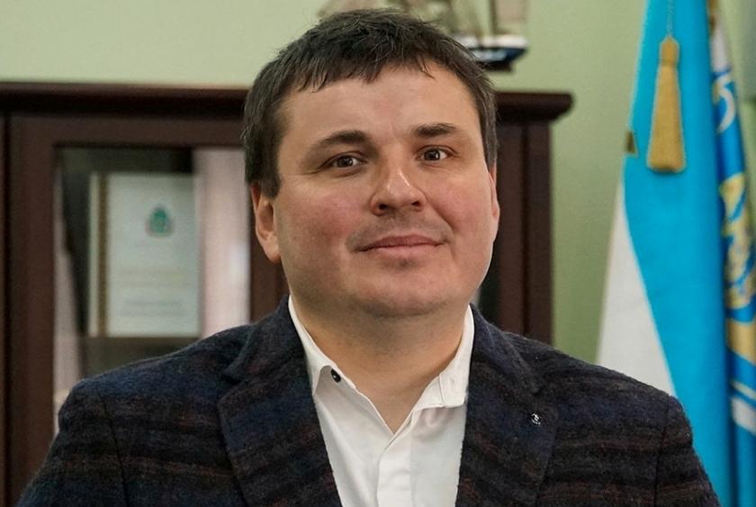 Юрий Гусев / фото facebook.com/Husyev