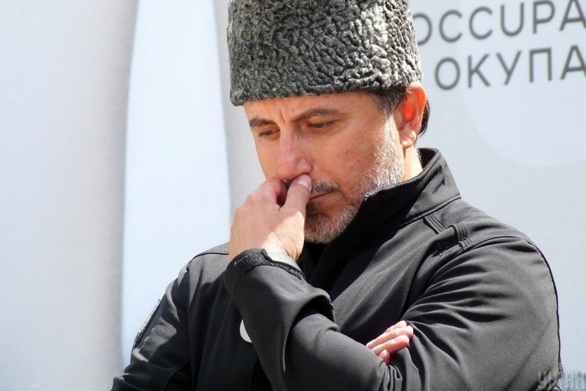 Росія хоче посадити Ленура Іслямова на 19 років / фото УНІАН, Маргарита Коваленко