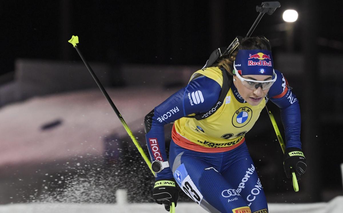 Доротея Вирер - действующая чемпионка мира / фото REUTERS