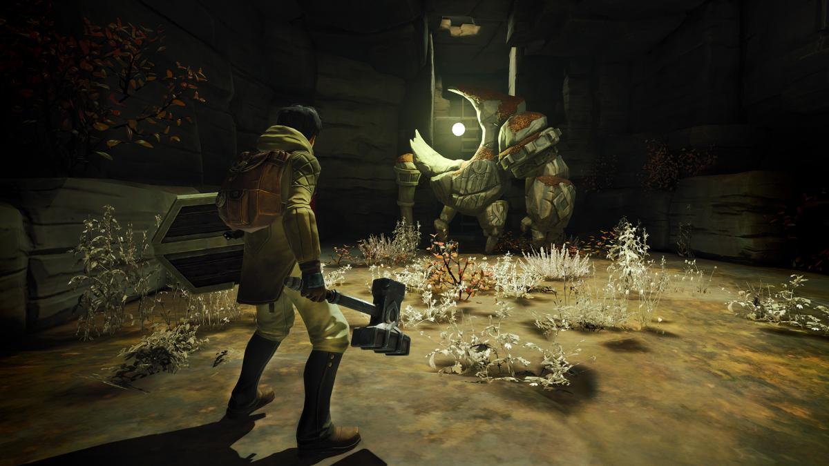 Пол главного героя выбираем в начале игры /фото THQ Nordic