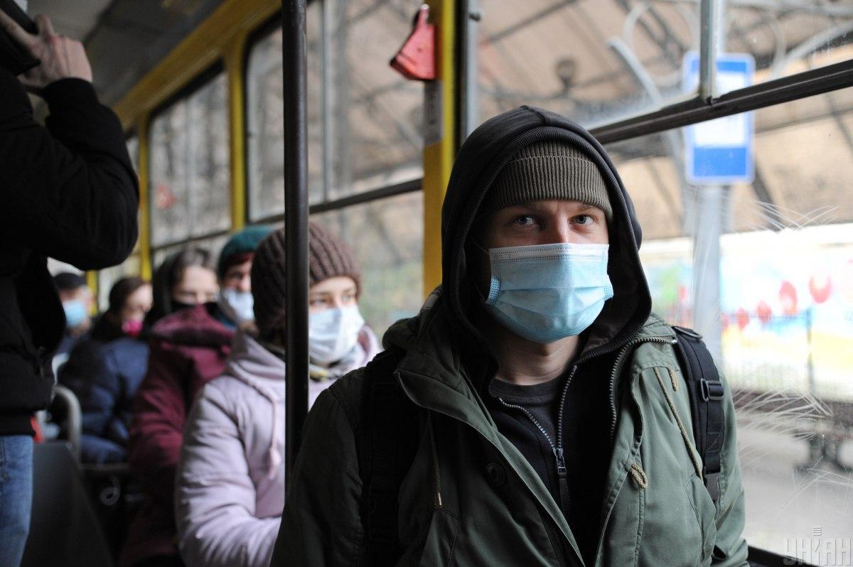 Транспорт во время локдауна будет работать с ограничениями / фото УНИАН, Николай Тис