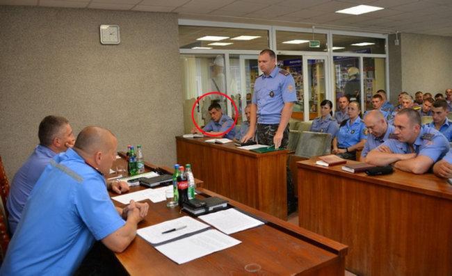 Анцупов на нараді білоруських міліціонерів