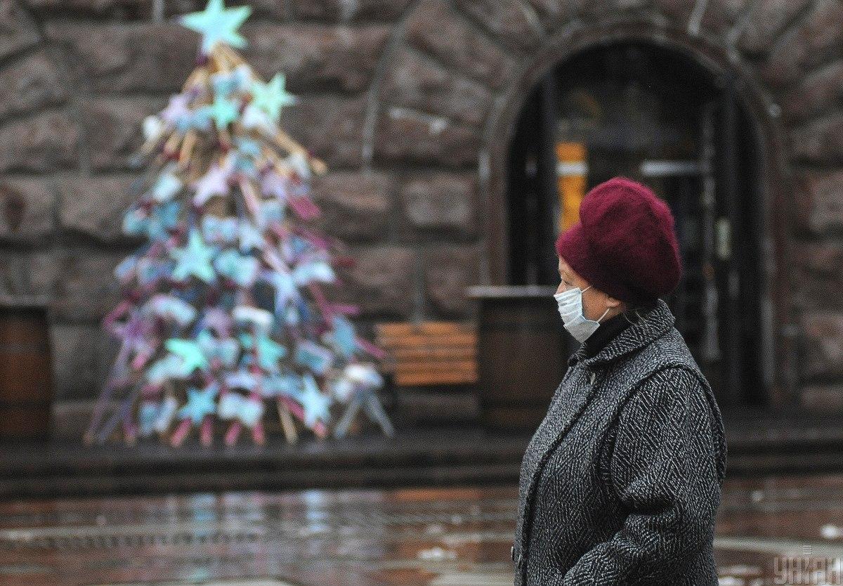 Ситуация с коронавирусом в Киеве / фото УНИАН Алексей Иванов