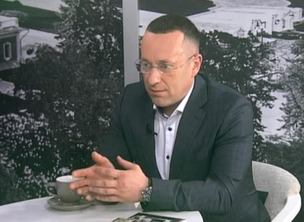 Евгений Петруняк/ скриншот из видео