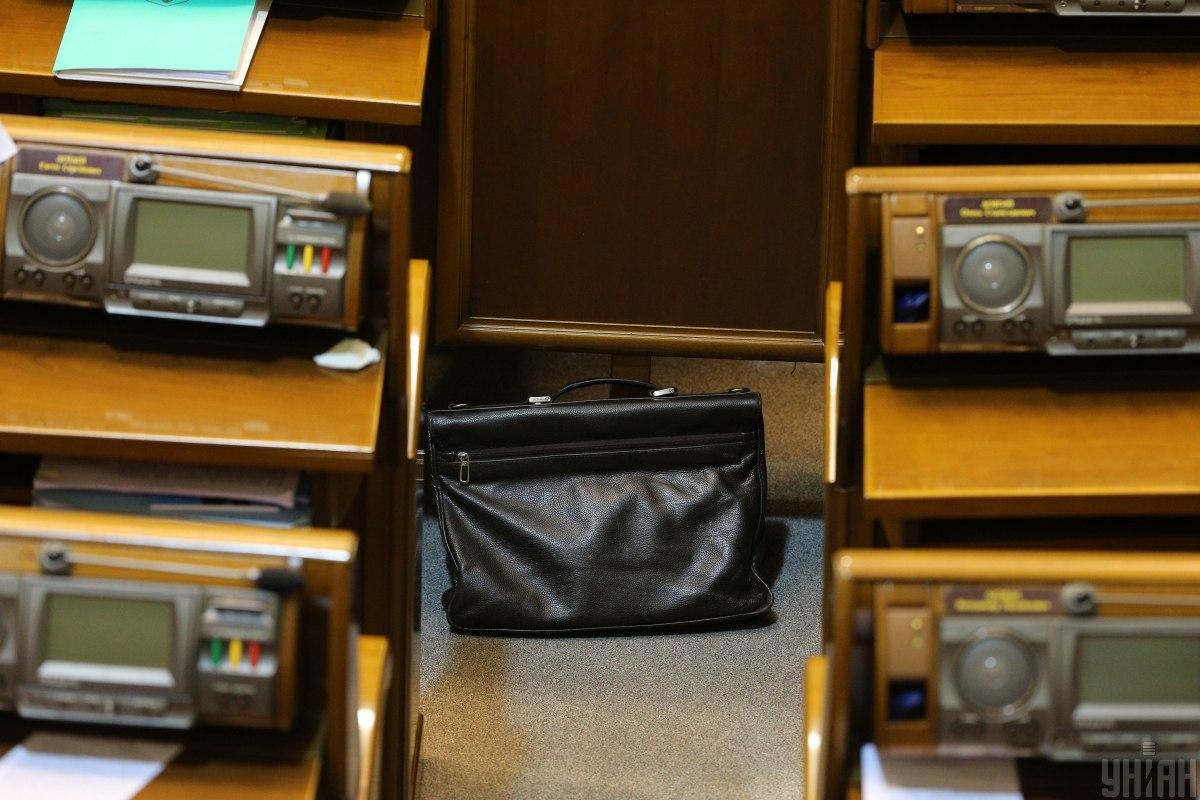 Рада хоче дозволити працювати на держслужбі до 70 років / фото УНІАН, Микола Лазаренко