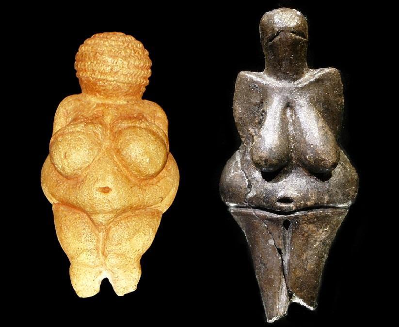 Статуетки палеологічної Венери - вчені здивували новим поясненням/ uk.wikipedia.org