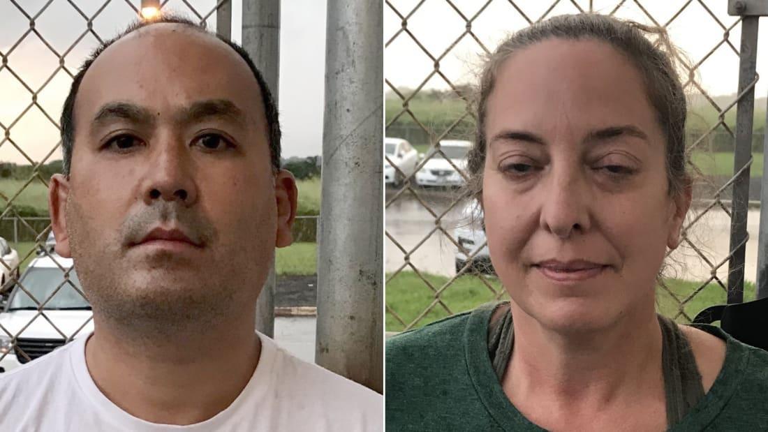 Во время ареста родителей ребенка передали под опеку члену семьи / edition.cnn.com