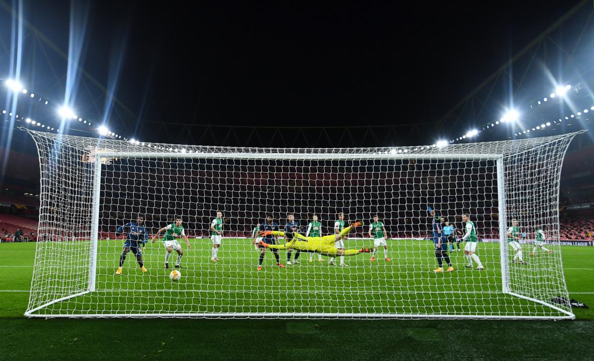 Арсенал - Рапид Вена / фото REUTERS