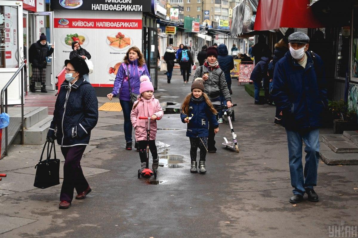 Коронавирус в Украине сегодня: статистика за 7 декабря / фото УНИАН, Вячеслав Ратинский