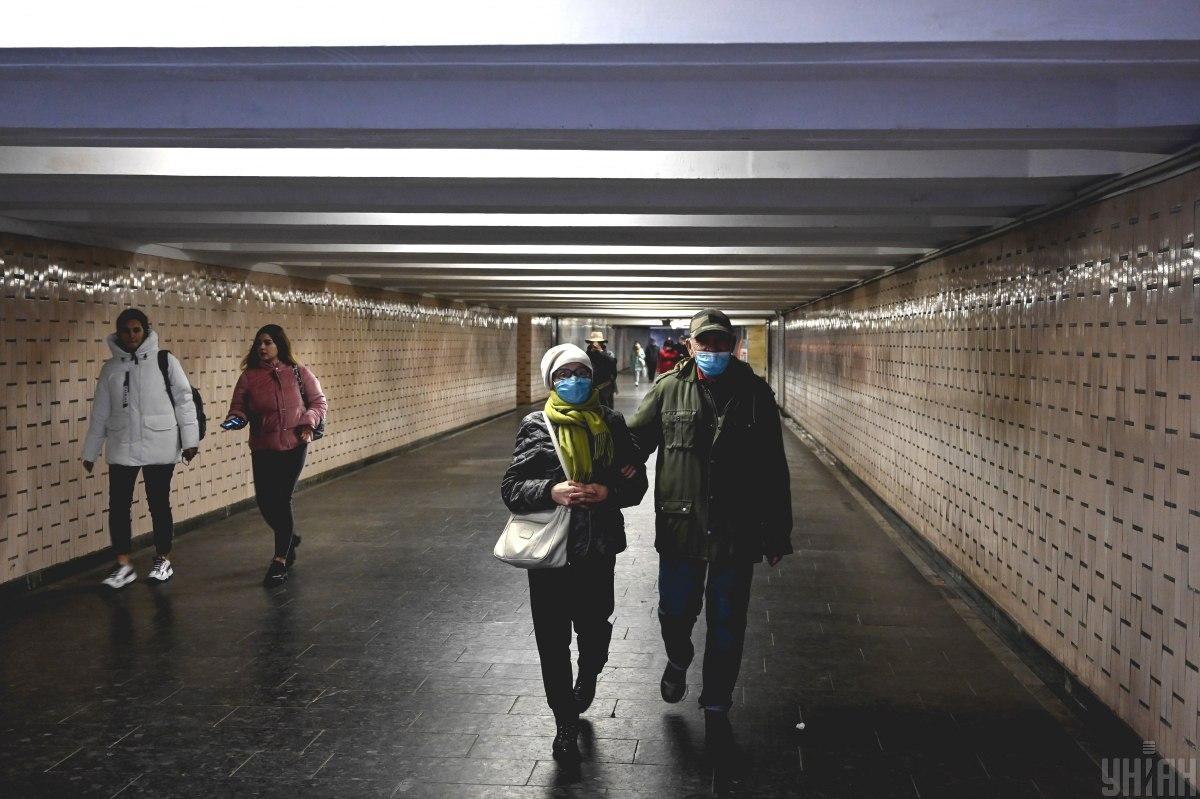 1475 больных коронавирусом обнаружили в столице за минувшие сутки / фото УНИАН, Вячеслав Ратинский