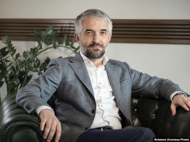 """Андрей Швец уже более года руководит следствием СБУ / фото """"Схемы"""""""