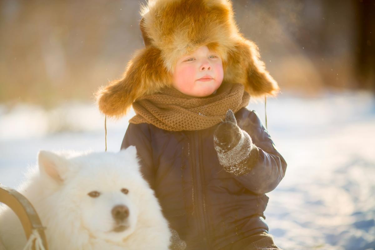 В Украине ожидаются сильные морозы / Фото ua.depositphotos.com