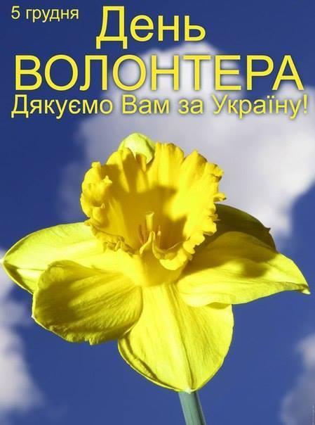 З днем волонтера привітання в віршах/ фото pinterest.com