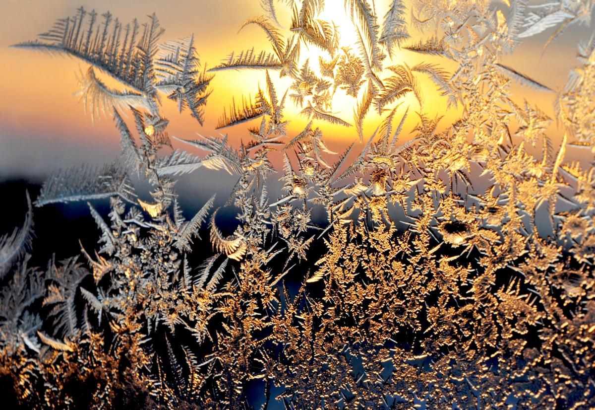 Ночью в воскресенье ударит настоящий зимний мороз / Фото ua.depositphotos.com