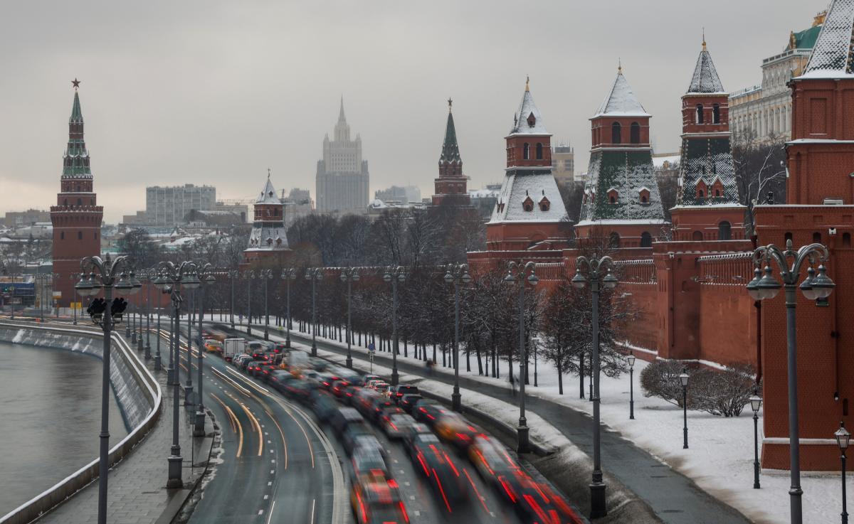 В Кремле заявили, что РФ должна быть готова к самостоятельности / фото REUTERS
