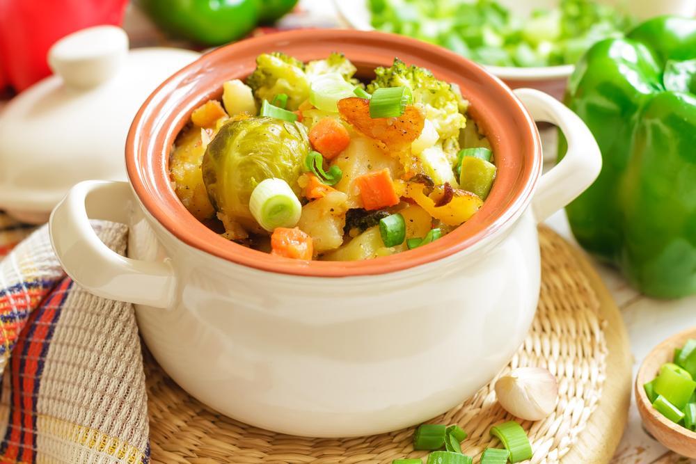 Овощное рагу рецепт / фото ua.depositphotos.com