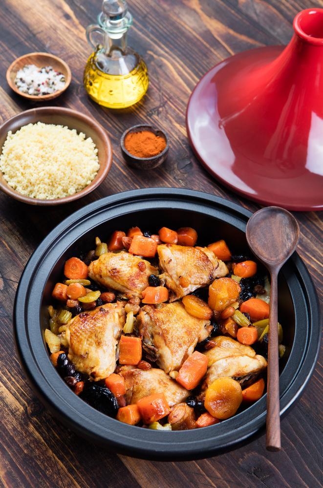 Рагу с тыквой и курицей рецепт/ фото ua.depositphotos.com