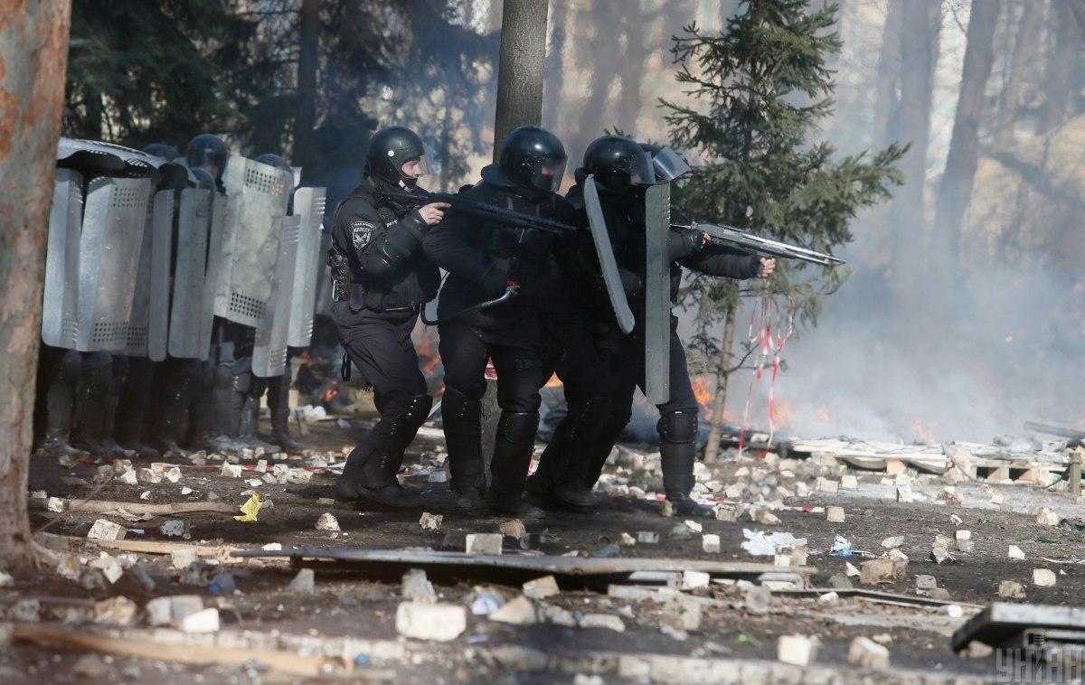 Беркут-экс-беркутовца восстановили в должности в правоохранительных органах / Фото УНИАН, Александр Синица