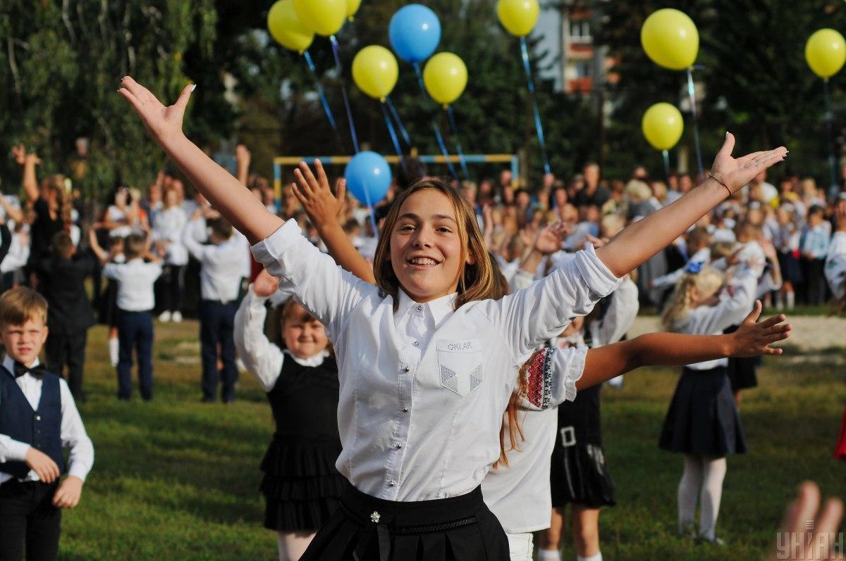 Выпуск-2021 - для выпускников хотят разделить итоговую аттестацию и ВНО / Фото УНИАН, Владимир Коваль