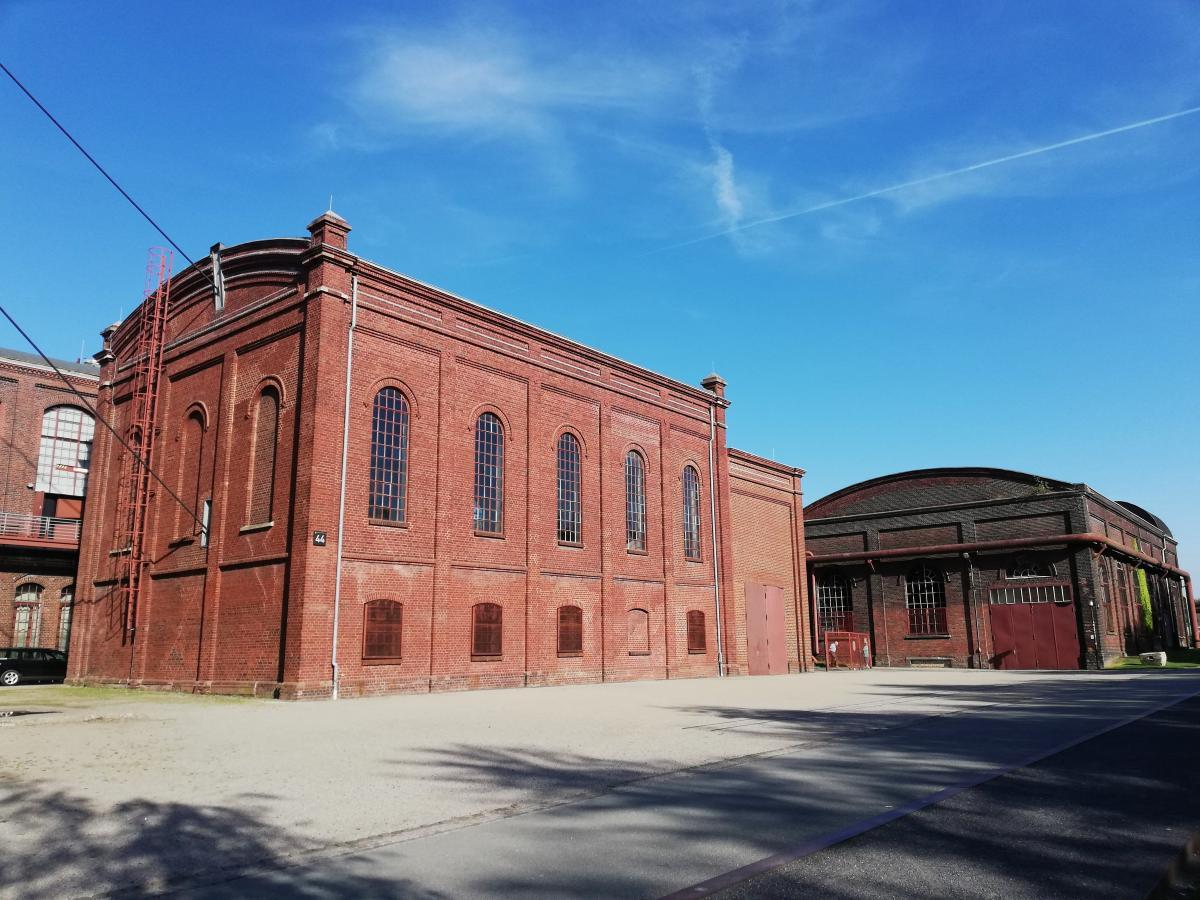 Після занепаду промисловості багато красивих будівель залишилися порожніми/ фото Марина Григоренко
