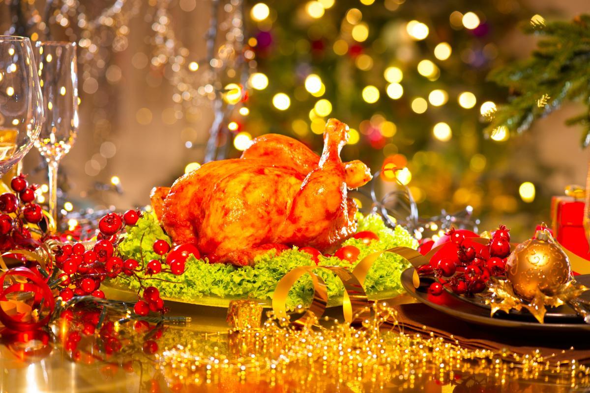 Новорічне меню 2021 - які страви мають бути на столі / фото ua.depositphotos.com