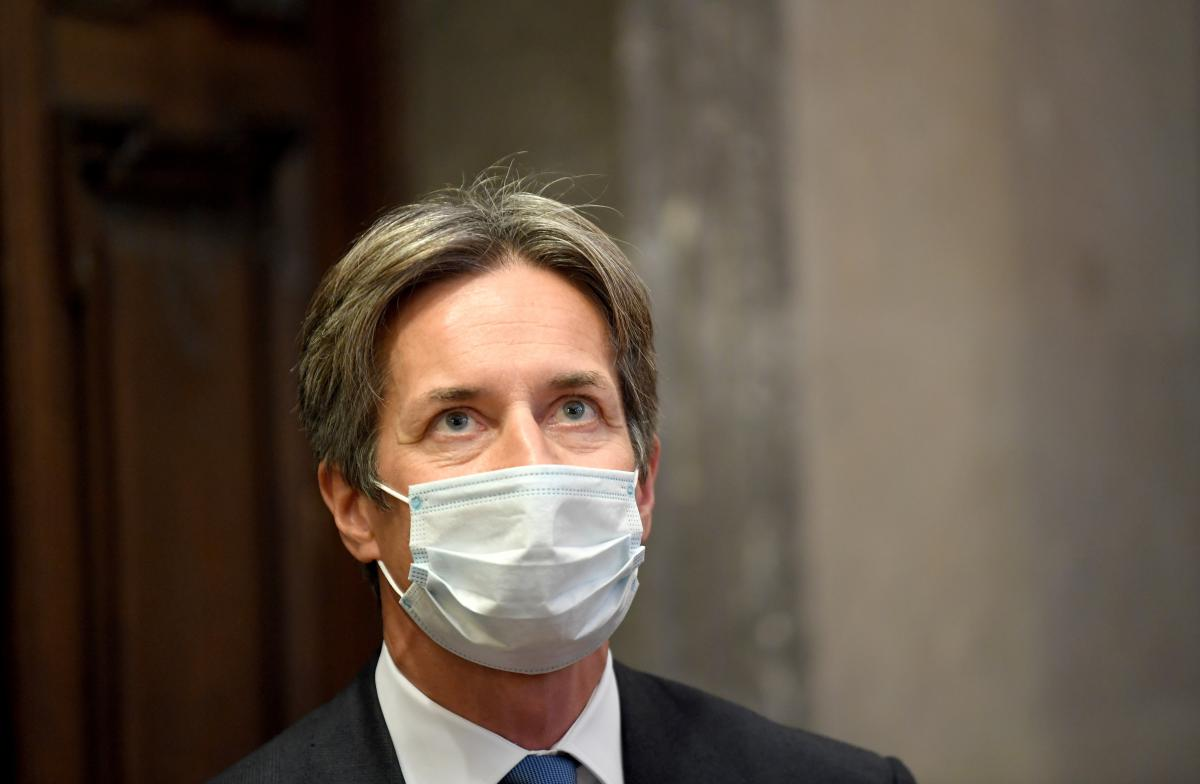 Суд над министром длился три года / Фото: REUTERS