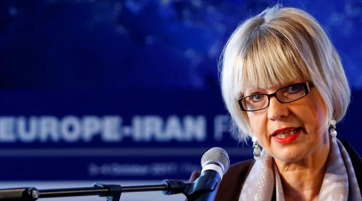 Шмід стала першою жінкою на чолі Секретаріату ОБСЄ \ фото REUTERS