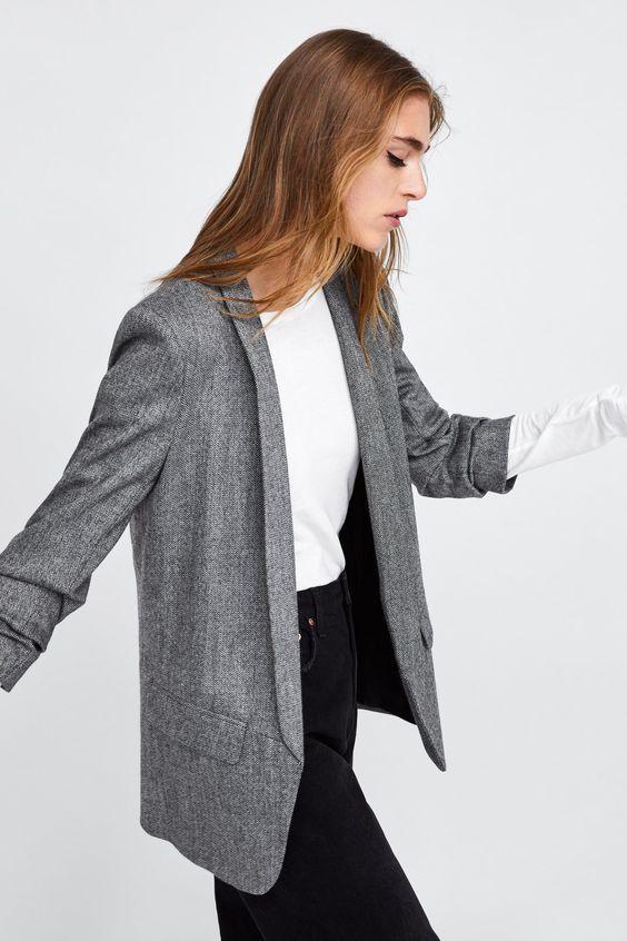 Модный пиджак / фото pinterest.com