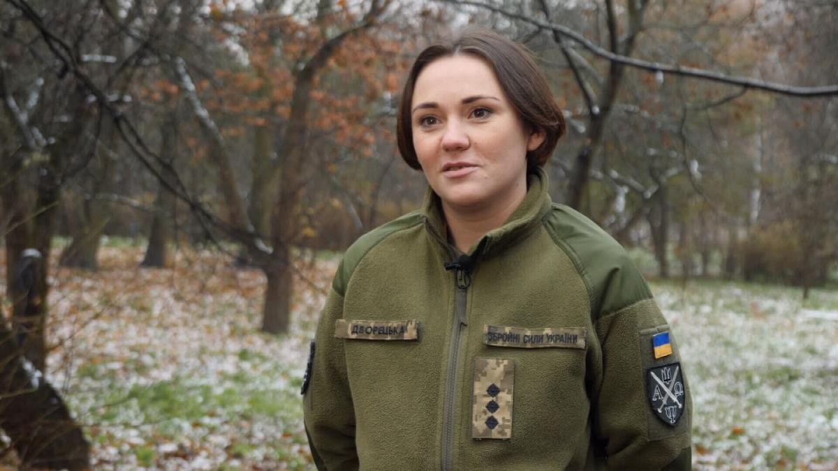 Вікторія Дворецька / скріншот