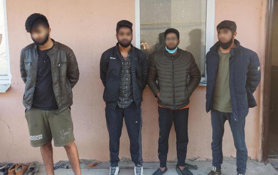 Подозреваемых задержали / фото facebook.com/zakpolice