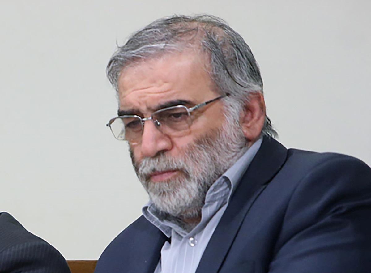 Мохсен Фахризадебыл убит на окраине Тегерана 27 ноября / фото REUTERS