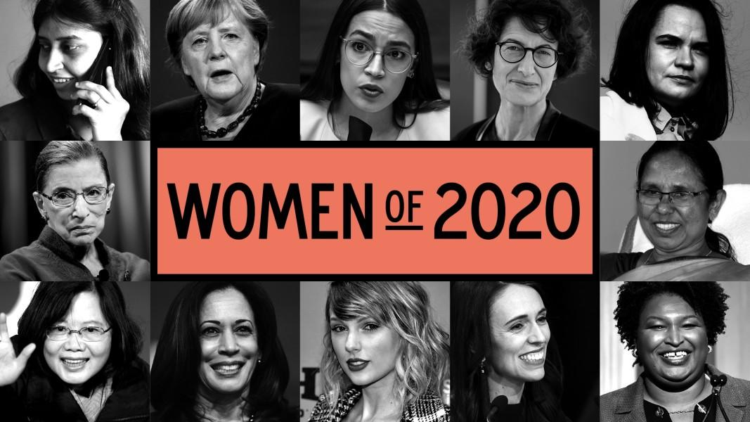 Указывается, что эти женщиныборолись с кризисами и обращали внимание на важные проблемы современности / Financial Times