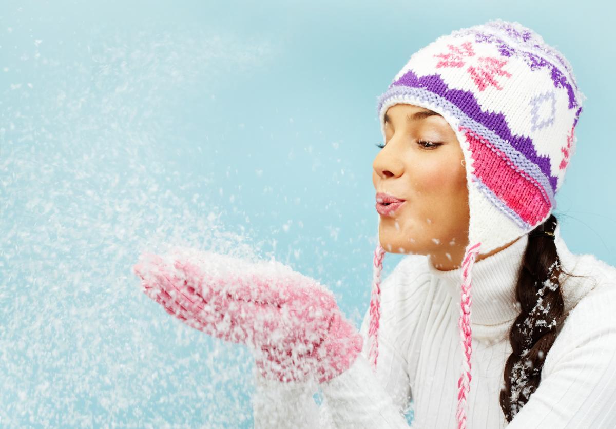 Зимой нужно носить шапку / depositphotos.com