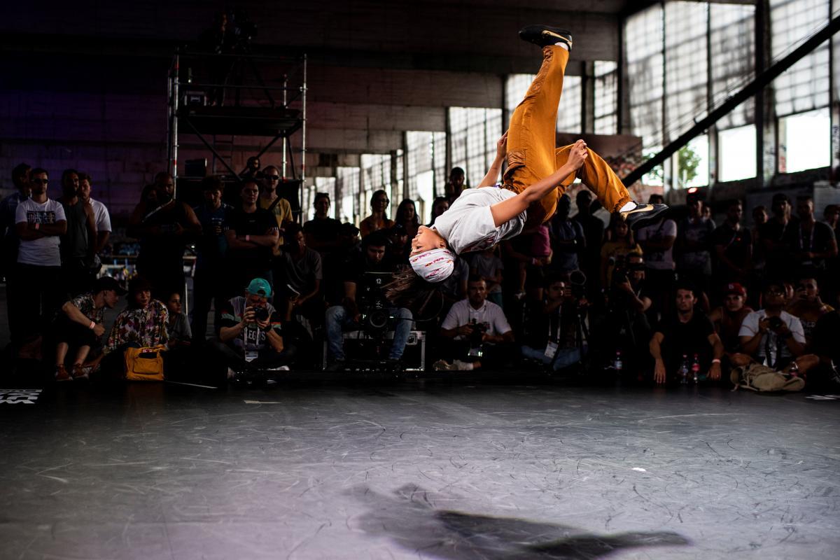 Брейк-данс включили в програму літньої Олімпіади / фото REUTERS