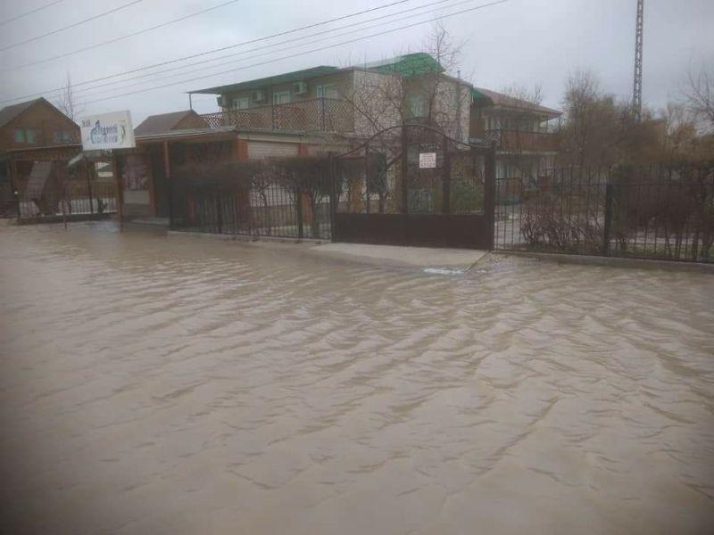 Непогода пронеслась по городку / Фото mv.org.ua
