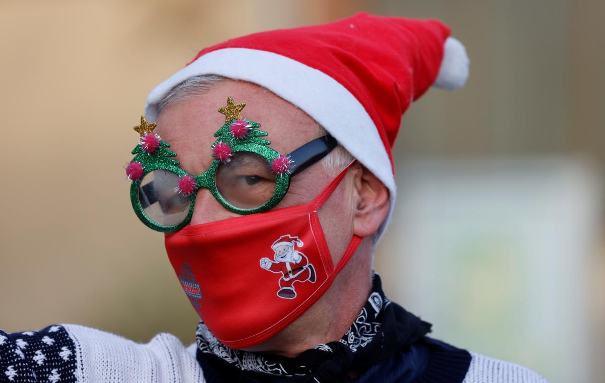 Коронавирус в Украине и мире - самое важное на 11 декабря / REUTERS