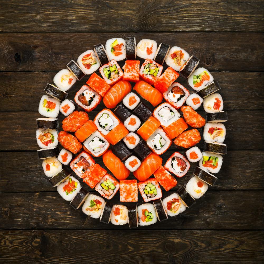 Домашні суші рецепт / фото ua.depositphotos.com