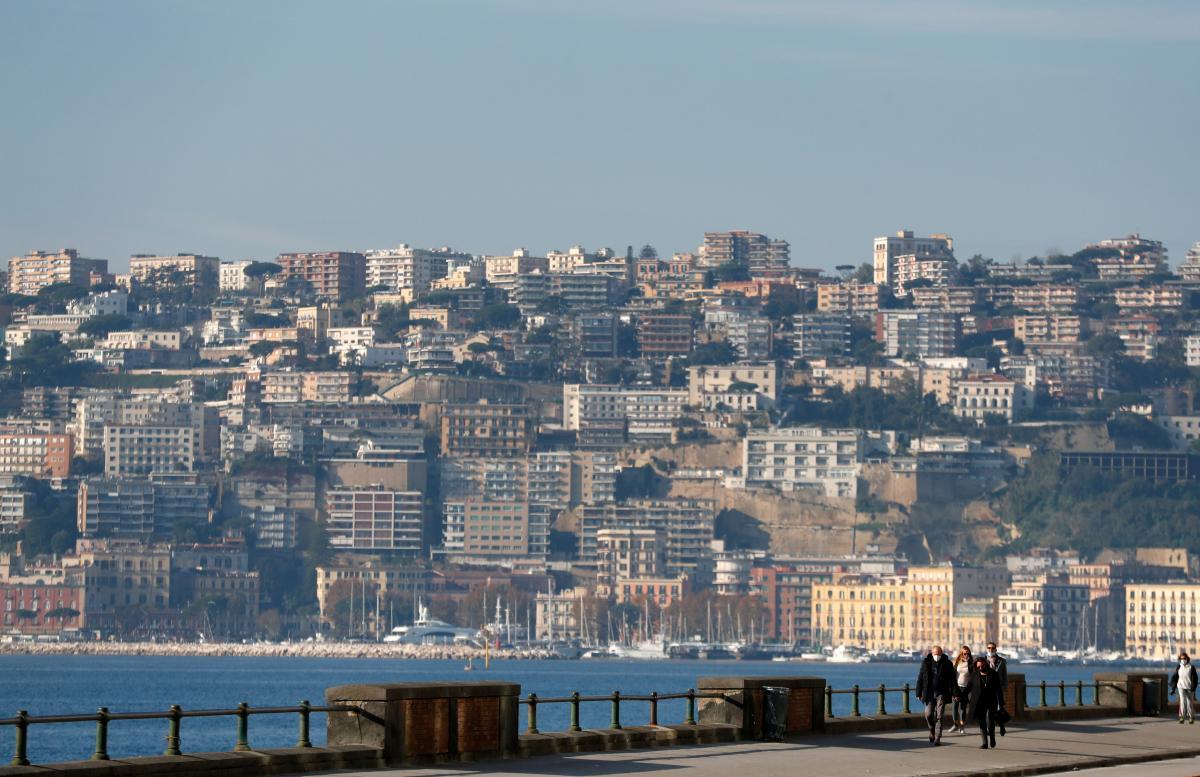 У Неаполі знайшли вкрадену картину Леонардо да Вінчі \ фото REUTERS