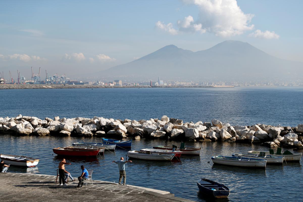 Авиакомпания запускает рейсы в Неаполь \ фото REUTERS
