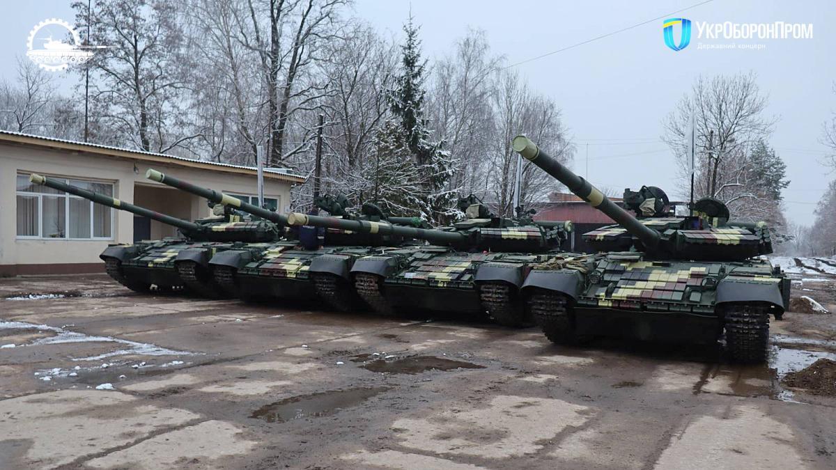 Директор отметил, что капитальный ремонт с доработками БРЭМ-2 они делали впервые / фото Укроборонпром